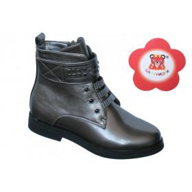 Ботинки Подростковые демисезонные на девочку ШАЛУНИШКИ (ASMD-8-TJA17507)