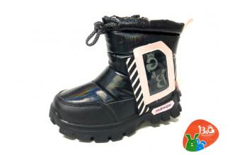 Дутики / Ботинки Детские зимние B&G (CPLZ1-21-22-2322-2H) (Подкладка: Набивная шерсть)