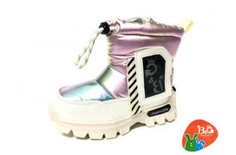 Дутики / Ботинки Детские зимние B&G (CPLZ1-21-22-2322-2C) (Подкладка: Набивная шерсть)