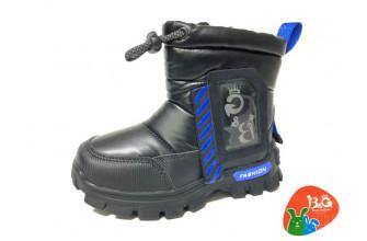 Дутики / Ботинки Детские зимние B&G (CPLZ1-21-22-2322-2A) (Подкладка: Набивная шерсть)