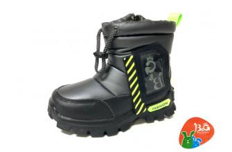 Дутики / Ботинки Детские зимние B&G (CPLZ1-21-22-2322-2K) (Подкладка: Набивная шерсть)