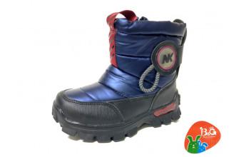 Дутики / Ботинки Детские зимние B&G (CPLZ1-21-22-2322-4B) (Подкладка: Набивная шерсть)