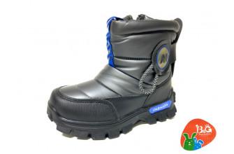Дутики / Ботинки Детские зимние B&G (CPLZ1-21-22-2322-4K) (Подкладка: Набивная шерсть)
