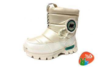 Дутики / Ботинки Детские зимние B&G (CPLZ1-21-22-2322-4L) (Подкладка: Набивная шерсть)