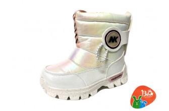 Дутики / Ботинки Детские зимние B&G (CPLZ1-21-22-2322-4C) (Подкладка: Набивная шерсть)