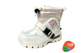 Дутики / Ботинки Детские зимние B&G (CPLZ1-21-22-2322-3C) (Подкладка: Набивная шерсть)