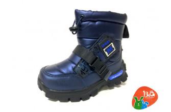Дутики / Ботинки Детские зимние B&G (CPLZ1-21-22-2322-3B) (Подкладка: Набивная шерсть)