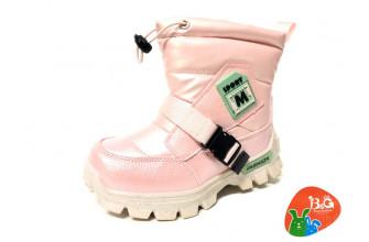 Дутики / Ботинки Детские зимние B&G (CPLZ1-21-22-2322-3H) (Подкладка: Набивная шерсть)