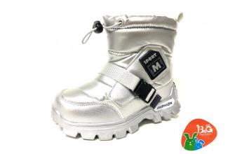 Дутики / Ботинки Детские зимние B&G (CPLZ1-21-22-2322-3Q) (Подкладка: Набивная шерсть)