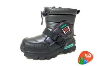 Дутики / Ботинки Детские зимние B&G (CPLZ1-21-22-2322-3K) (Подкладка: Набивная шерсть)