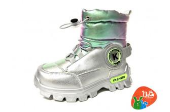 Дутики / Ботинки Детские зимние B&G (CPLZ1-21-22-2322-1Q) (Подкладка: Набивная шерсть)