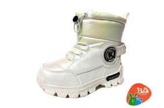 Дутики / Ботинки Детские зимние B&G (CPLZ1-21-22-2322-1C) (Подкладка: Набивная шерсть)