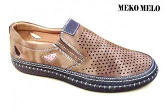 Туфли Мужские летние MEKO MELO (VTLD2-21-L8336-57)