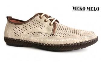 Туфли Мужские летние MEKO MELO (VTLD2-21-L8339-7D)