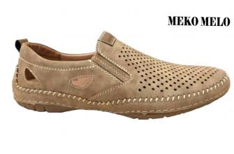 Туфли Мужские летние MEKO MELO (VTLD2-21-L8507-38)