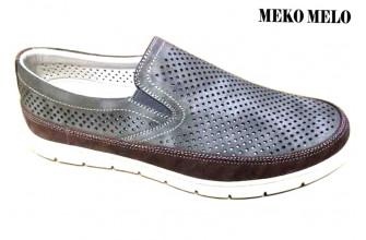 Туфли Мужские летние MEKO MELO (VTLD2-21-L30318-22)