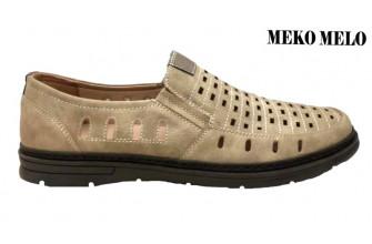 Туфли Мужские летние MEKO MELO (VTLD2-21-L37161-5K)