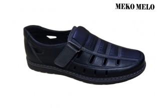 Туфли Подростковые летние на мальчика MEKO MELO (VTLD2-21-TL6355)