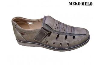 Туфли Подростковые летние на мальчика MEKO MELO (VTLD2-21-TL6355-5K)