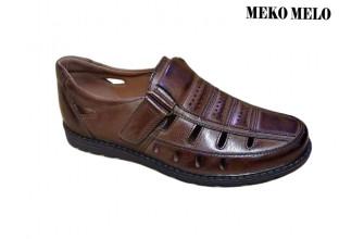 Туфли Подростковые летние на мальчика MEKO MELO (VTLD2-21-TL6355-6)