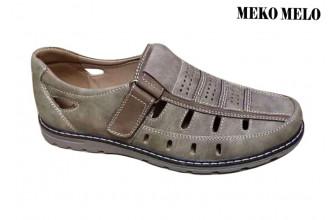 Туфли Подростковые летние на мальчика MEKO MELO (VTLD2-21-TL6355-38)