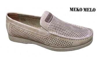 Туфли Подростковые летние на мальчика MEKO MELO (VTLD2-21-TL6808-33)