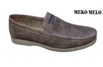 Туфли Подростковые летние на мальчика MEKO MELO (VTLD2-21-TL6808-5K)