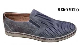 Туфли Подростковые летние на мальчика MEKO MELO (VTLD2-21-L1566-25)