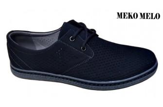 Туфли Подростковые летние на мальчика MEKO MELO (VTLD2-21-T1568)