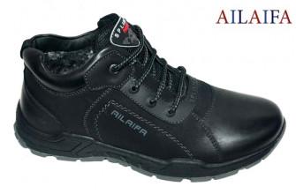 Ботинки Мужские зимние AILAIFA (VTLZ20-21-B78110-00F)