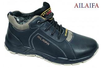 Ботинки Мужские зимние AILAIFA (VTLZ20-21-B78110-09F)