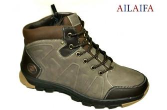 Ботинки Мужские зимние AILAIFA (VTLZ20-21-B78086-8)