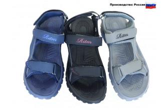 Сандалии Мужские (RTID-8-077-8010C) (Производство: Россия)
