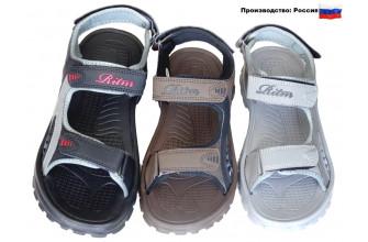 Сандалии Мужские (RTID-8-077-6051) (Производство: Россия)