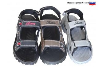 Сандалии Мужские (RTID-8-HR801-1) (Производство: Россия)