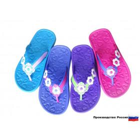 Сланцы Детские на девочку SPORT (RTID1-9-3033-7) (Производство: Россия)