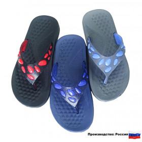 Сланцы Детские на мальчика SPORT (RTID-8-3033-3) (Производство: Россия)