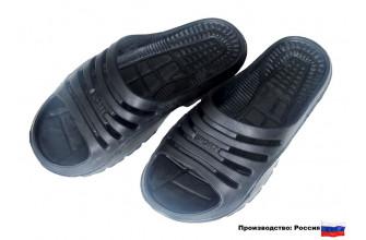 Сланцы цельнолитые Подростковые на мальчика SPORT (RTID-8-M-201) (Производство: Россия)