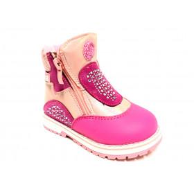 Ботинки Детские демисезонные на девочку ШАЛУНИШКИ (BRDD1-20-92-1-2)