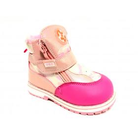 Ботинки Детские демисезонные на девочку ШАЛУНИШКИ (BRDD1-20-92-2-2)