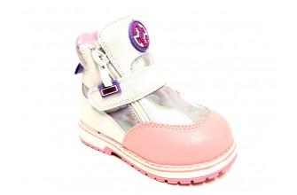 Ботинки Детские демисезонные на девочку ШАЛУНИШКИ (BRDD1-20-92-2-3)