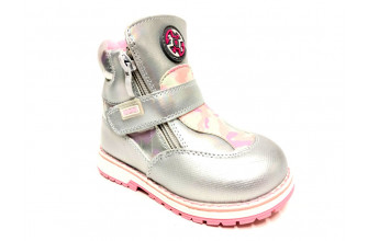Ботинки Детские демисезонные на девочку ШАЛУНИШКИ (BRDD1-20-92-2-1)