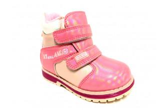 Ботинки Детские демисезонные на девочку ШАЛУНИШКИ (BRDD1-20-92-6-2)