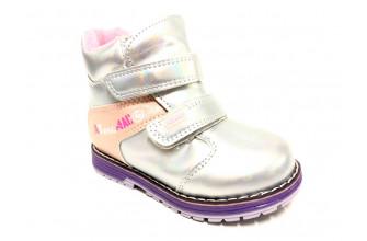 Ботинки Детские демисезонные на девочку ШАЛУНИШКИ (BRDD1-20-92-6-1)