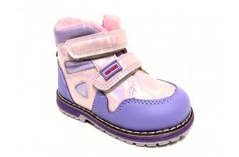 Ботинки Детские демисезонные на девочку ШАЛУНИШКИ (BRDD1-20-92-3-5)