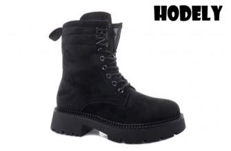 Ботинки Женские зимние HODELY (HDLZ2-21-22-BH155-6) (Подкладка: Искусственный мех)