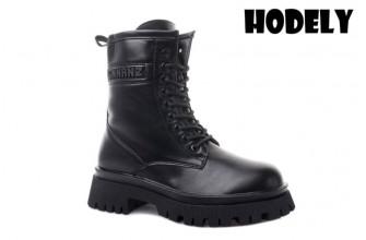 Ботинки Женские зимние HODELY (HDLZ2-21-22-BH156) (Подкладка: Искусственный мех)