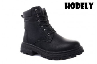 Ботинки Женские зимние HODELY (HDLZ2-21-22-WP128) (Подкладка: Искусственный мех)