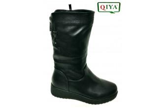 Сапоги Женские зимние QIYA (VTLZ1-21-22-M1832)