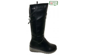 Сапоги Женские зимние QIYA (VTLZ1-21-22-M1771)